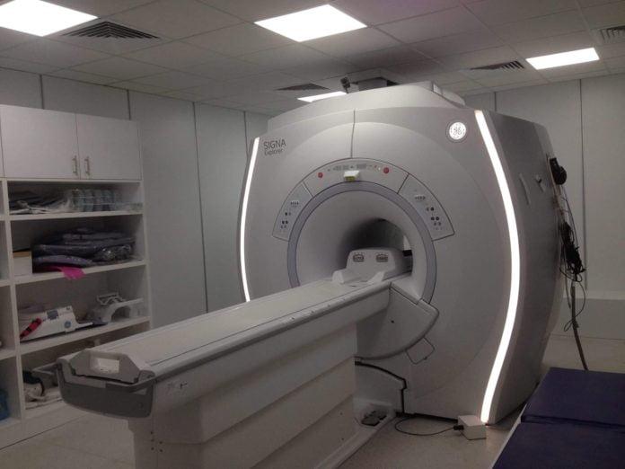 aparatul de rezonanta magnetica