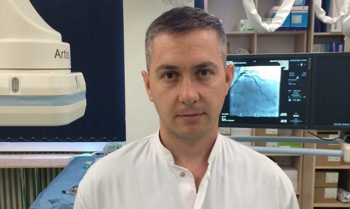 Arteriopatia periferică Angioplastia