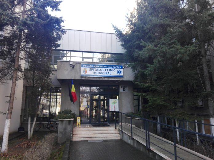 spitalul clinic municipal