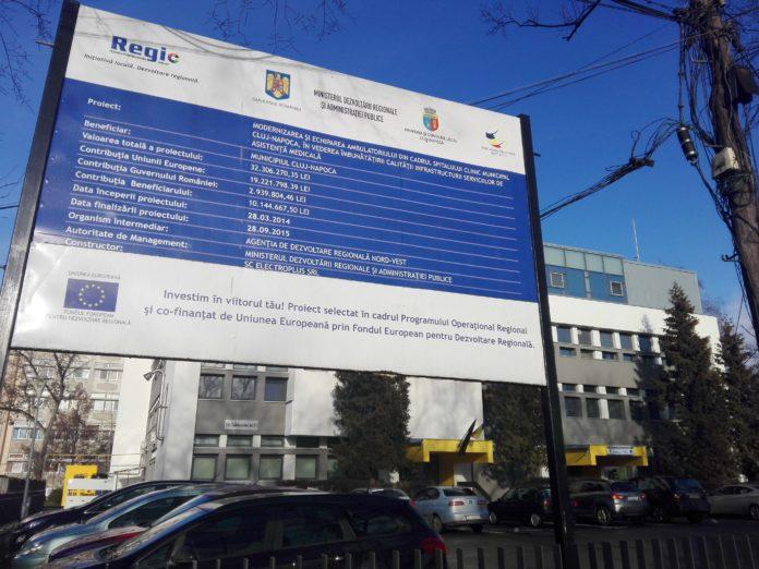 spitalul clinic municipal cluj