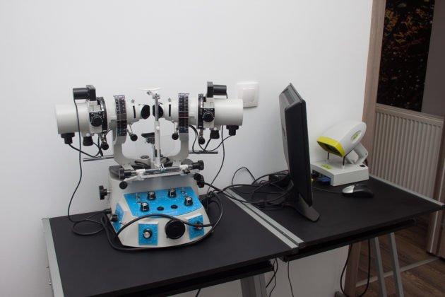 Doctor Dacia Hîncu medic primar oftalmolog