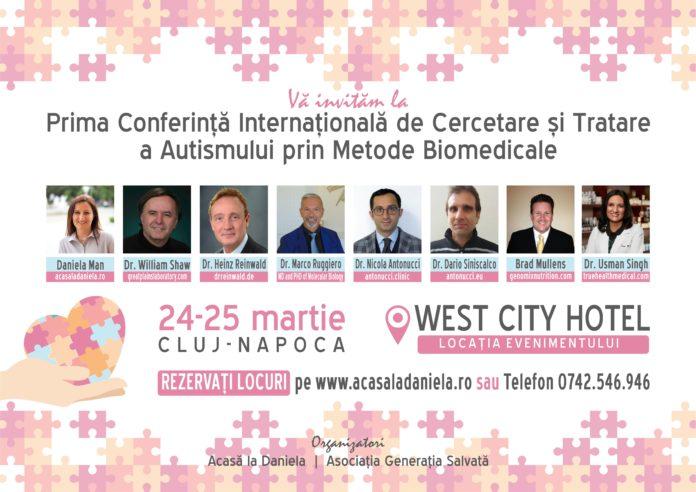 Conferință Internațională de Cercetare și Tratare a Autismului