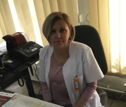 Doctor Cornelia Togănel