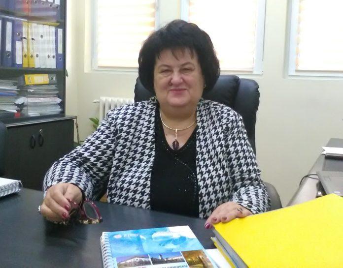 Klara Brînzaniuc manager Institutul Inimii