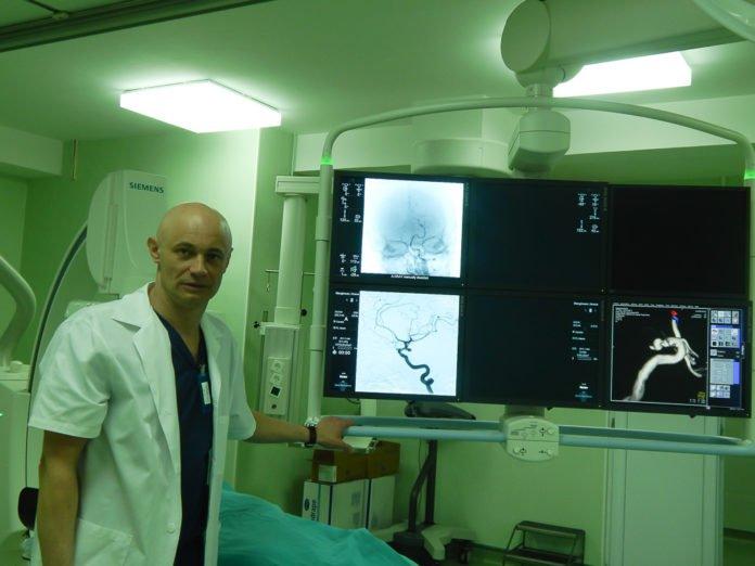 doctor lucian marginean Radiologia intervențională
