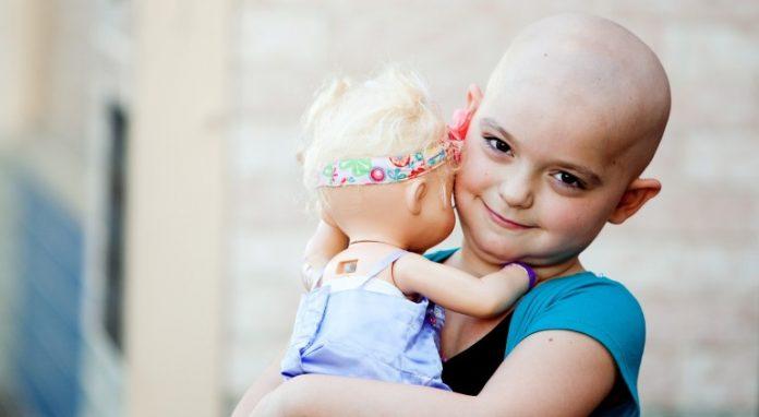 copilul cu cancer