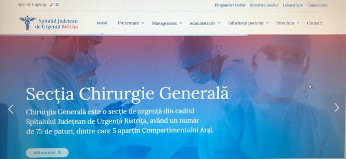 programari policlinica Bistrița online