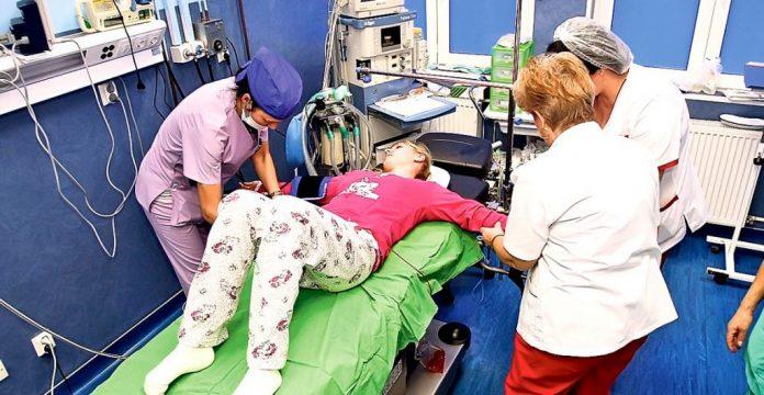 centru de simulare în instruirea medicală
