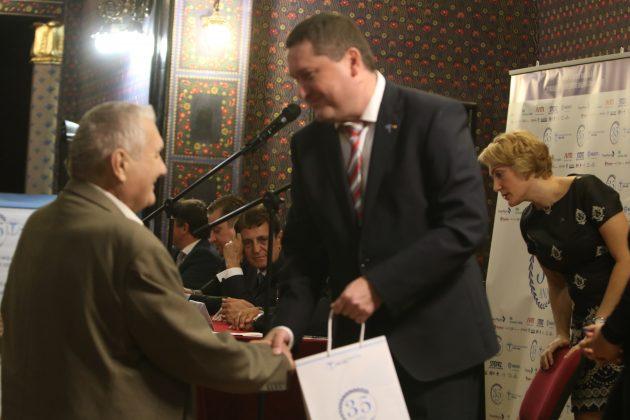 SCJU Târgu-Mureș - Aniversare 35 de ani de activitate medicală