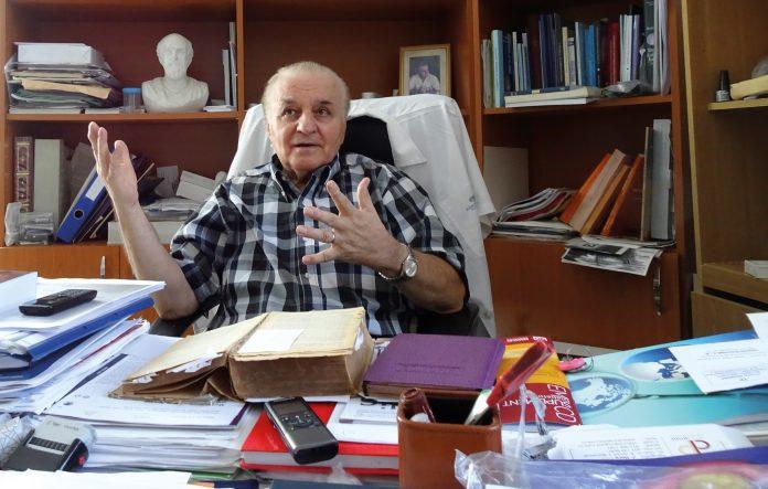 Acad. Prof. Dr. Constantin Ionescu-Târgovişte