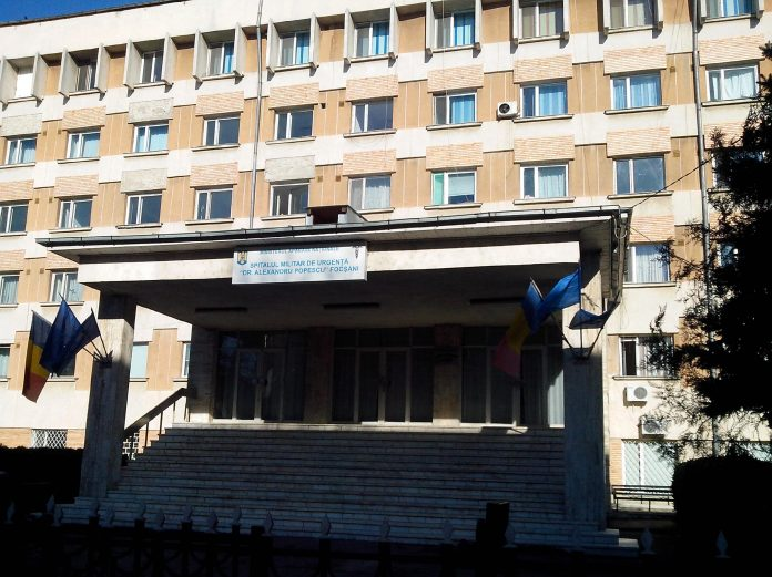 spitalul militar focșani