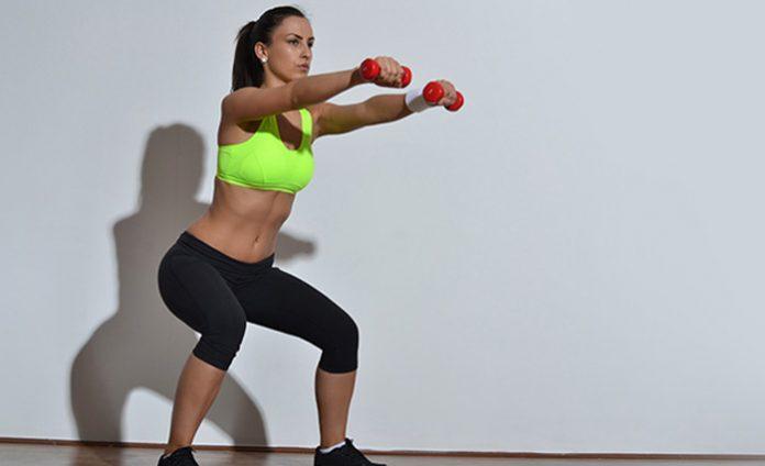 exercitii fizice pentru slăbit