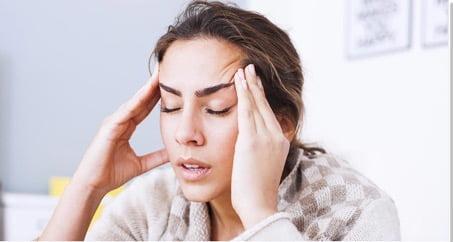 Cefaleea migrenă durere de cap