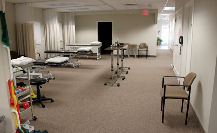 centrul de fizioterapie