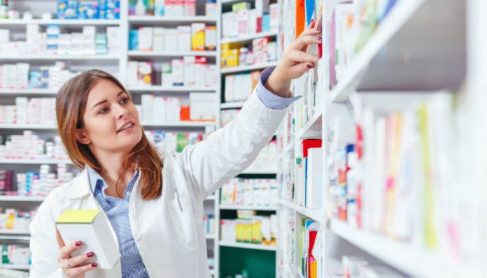 posturi de farmacist