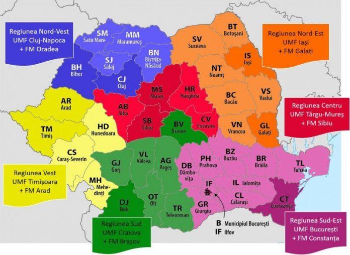 coordonatori regionali