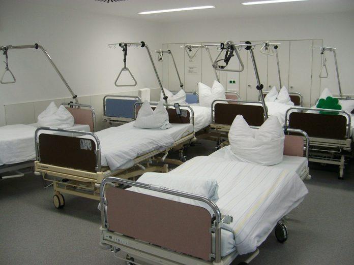 paturi din spitale