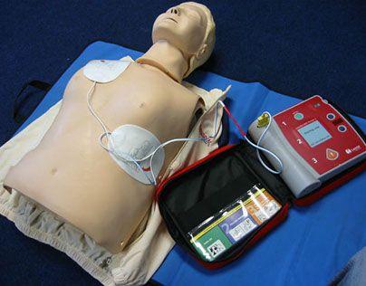 defibrilator extern automat