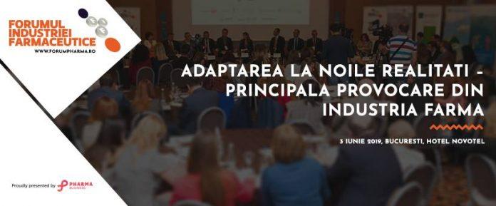 Forumul Industriei Farmaceutice 2019