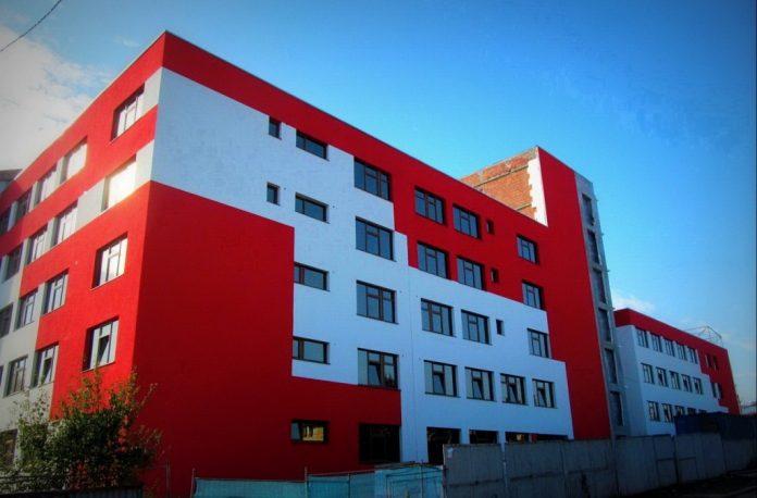 spitalul din Fălticeni