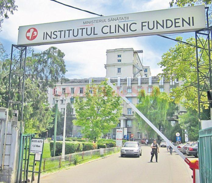 institutul clinic fundeni 60