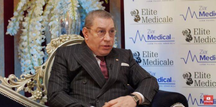 Prof. Univ. Dr. Șerban Bubenek