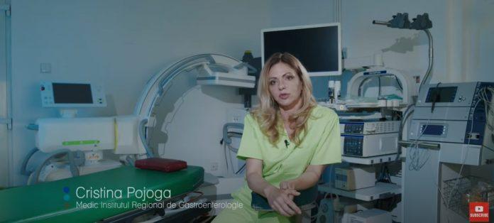 Doctor Cristina Pojoga